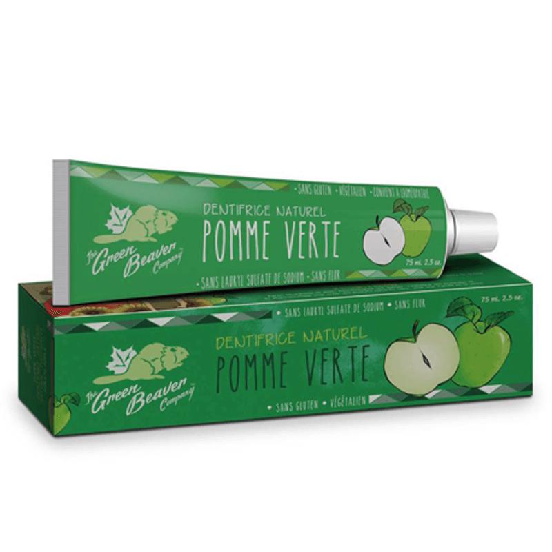 dentifrice-pomme-verte