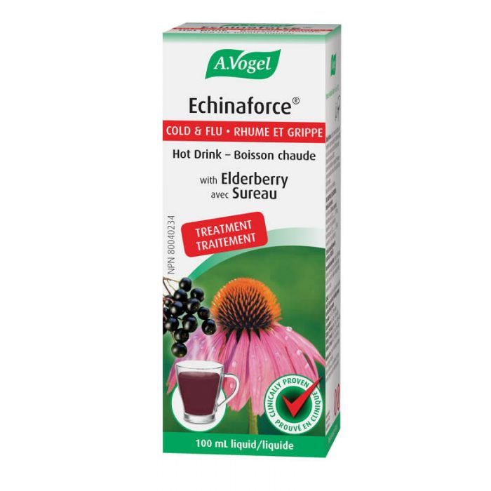 Echinaforce boisson chaude